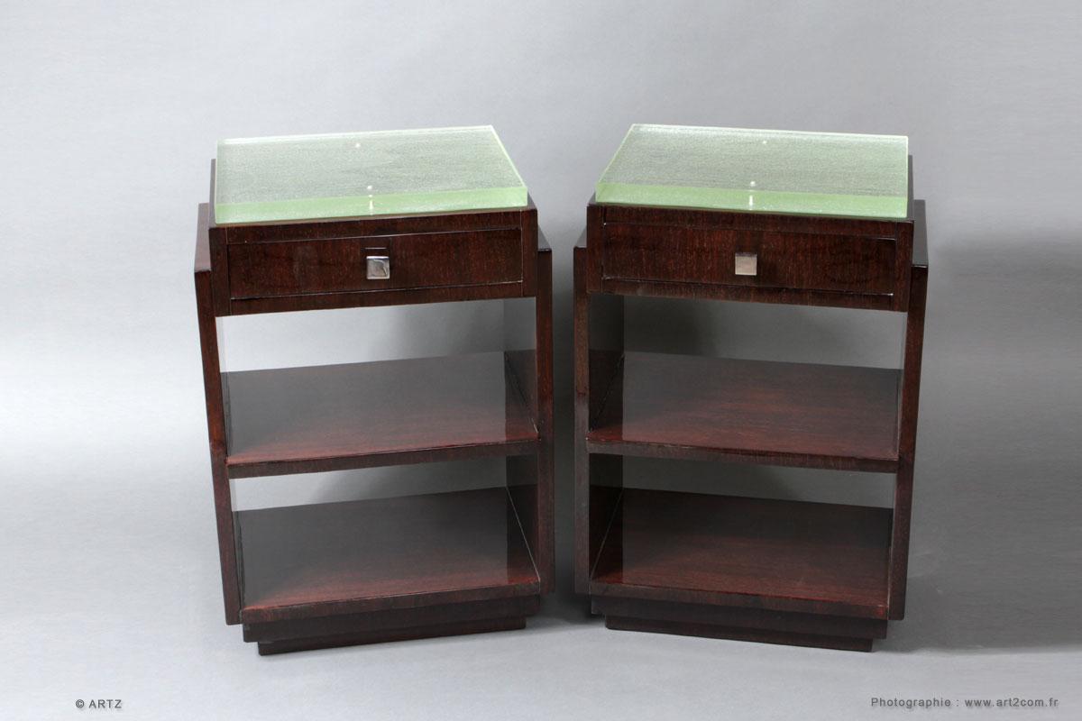side tables d i m. Black Bedroom Furniture Sets. Home Design Ideas