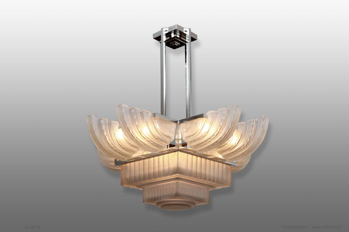 artz sp cialiste art d co lustres vases coupes meubles. Black Bedroom Furniture Sets. Home Design Ideas