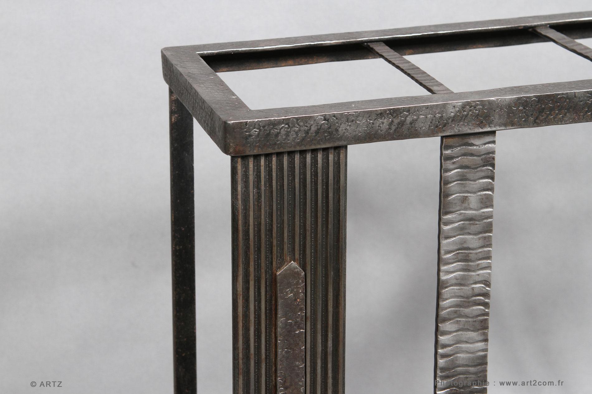 Artz sp cialiste art d co lustres vases coupes meubles for Meuble porte parapluie