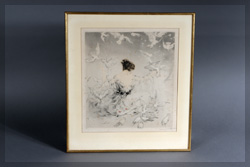 Lithographie Louis ICART