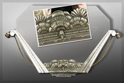 Artz sp cialiste art d co lustres vases coupes meubles for Miroire deco