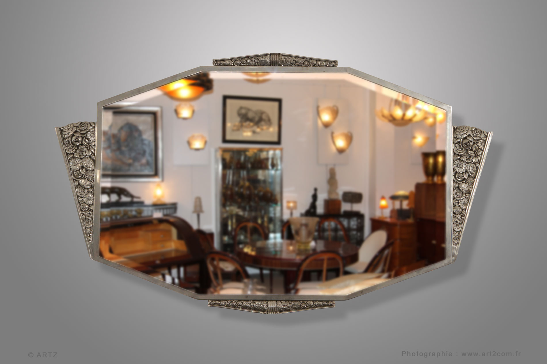 Artz sp cialiste art d co lustres vases coupes meubles for Acheter un miroir