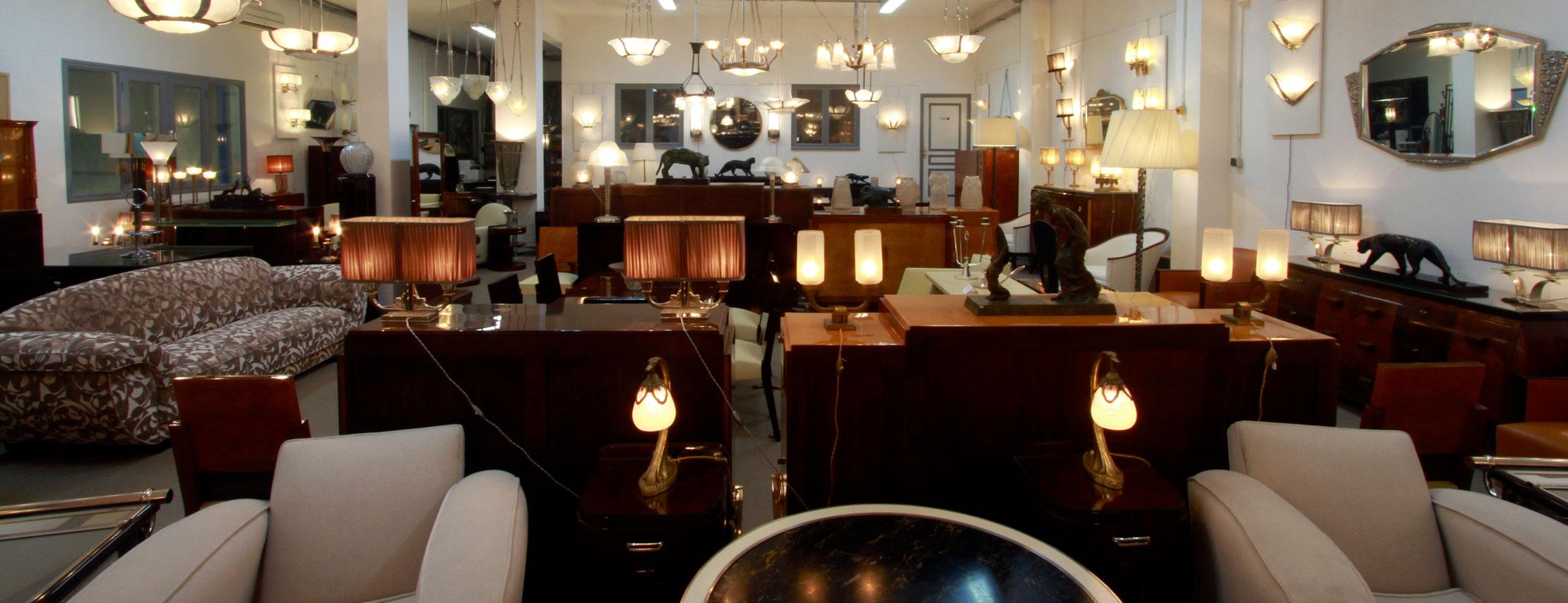 Galerie Artz Authentique 1930 Art Deco